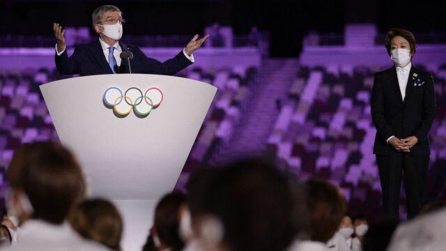 """Kolejne igrzyska będą równie wielkim wyzwaniem. """"Pandemia się nie skończy, musimy być realistami"""""""