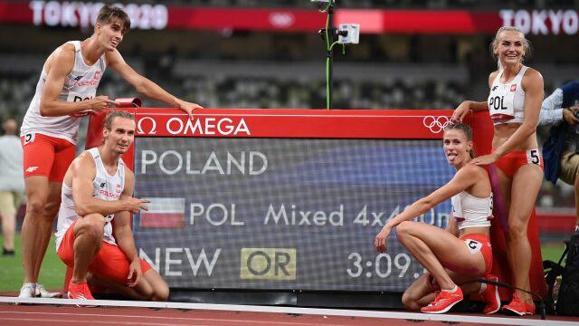 """""""To jest wielki moment dla polskiego sportu"""""""