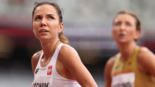 Joanna Jóźwik poza finałem igrzysk