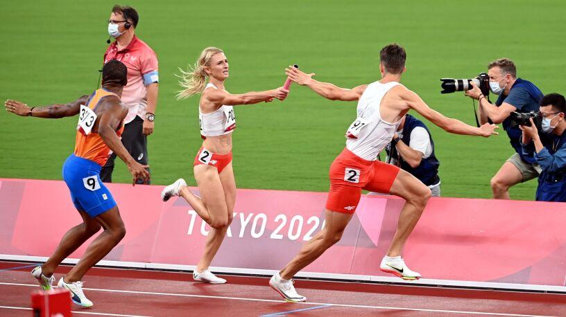 Sztafeta mieszana pobiegnie po medal. Sobotni program startów Polaków