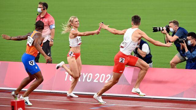 Sztafeta mieszana pobiegnie po medal. Program sobotnich startów Polaków