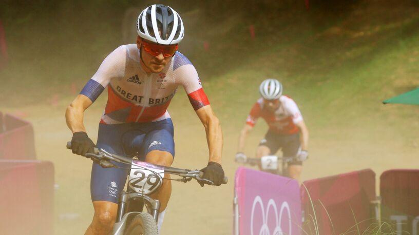 W czerwcu potrącony przez samochód,  w lipcu został mistrzem olimpijskim