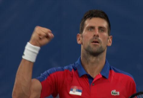 Tokio. Djoković awansował do 3. rundy turnieju tenisowego mężczyzn