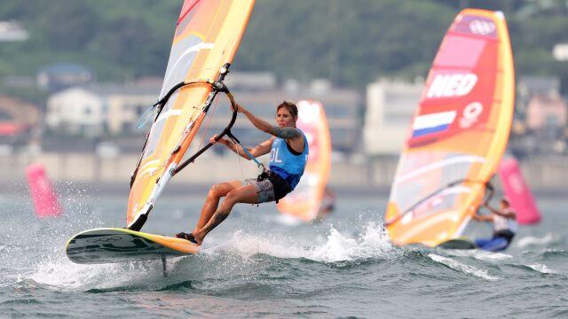 Noceti-Klepacka popłynie w wyścigu o medale
