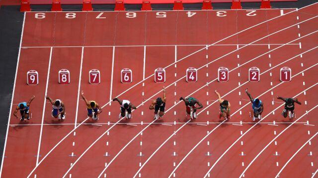 Kenijski sprinter zawieszony tuż przed startem