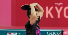 Tokio. Long Ma mistrzem olimpijskim w tenisie stołowym mężczyzn