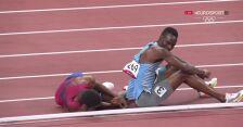 Tokio. Jewett i Amos upadają podczas półfinału w biegu na 800 metrów
