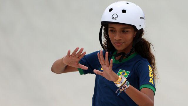 Oszaleli na punkcie najmłodszej medalistki. Jej przydomek błyskawicznie został zastrzeżony