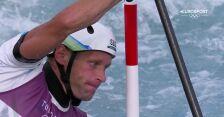 Tokio. Słoweniec zdobył złoty medal w kajakarstwie górskim