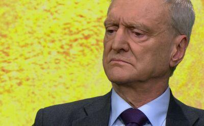 Prof. Kleiber:  nie przypuszczam, abym pasował do nowej komisji smoleńskiej