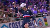 Thomas mistrzem świata w omnium