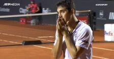 Garin wygrał turniej ATP w Rio de Janeiro