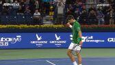 Djoković awansował do półfinału turnieju ATP w Dubaju