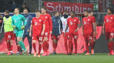 Mecz Bayernu zakończony skandalem. Gest, który przejdzie do historii