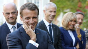 Macron: Zmiany w kwestiach klimatu blokuje Polska. To tam powinno się protestować