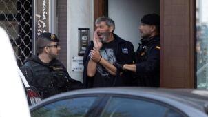 Obława tuż przed świtem. Katalońscy separatyści w rękach policji