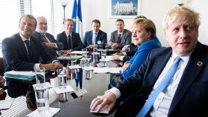 Berlin, Londyn i Paryż wspólnie: to jasne, że Iran ponosi odpowiedzialność za ataki