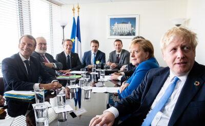 Francja, Wielka Brytania i Niemcy wspólnie oskarżają Iran o ataki na saudyjskie obiekty naftowe