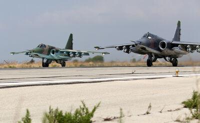 Rosja rozbudowuje swoją bazę lotniczą Hmejmim w Syrii