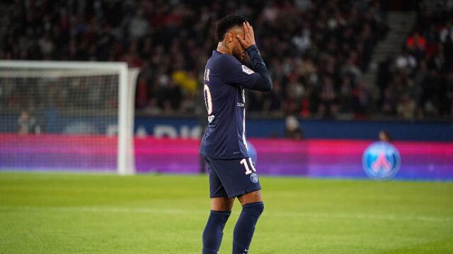 Niespodzianka w Paryżu. Nie pomógł nawet Neymar