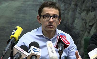 Budzanowski: Akcja była wzorowa