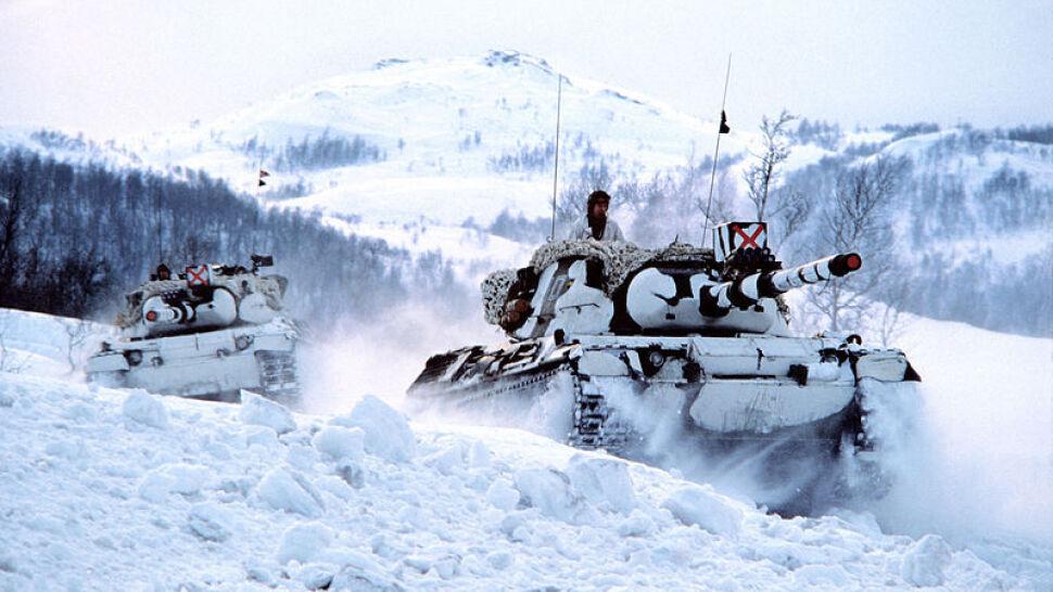 NATO zapowiada potężne manewry.  40 tysięcy żołnierzy na północy