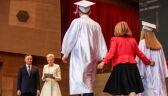 Para prezydencka wręczyła dyplomy polskim szkołom i ich absolwentom