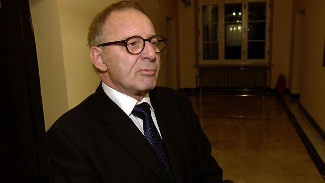 Giertych: jeżeli Morawski ma dowody na popełnienie przestępstwa, ma obowiązek zgłosić je do prokuratury