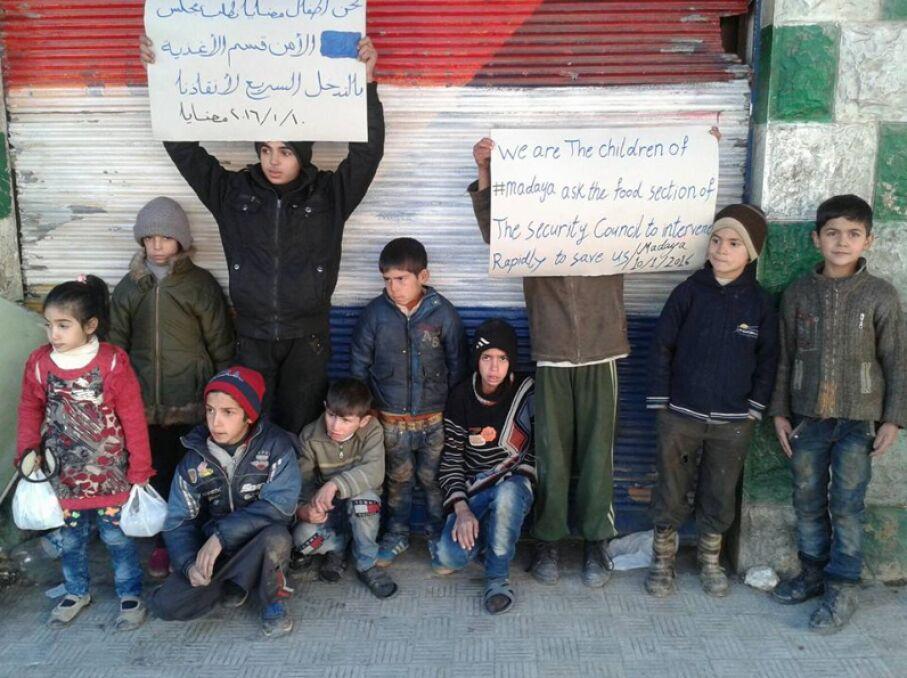 Dzieci z Madai apelują o pomoc