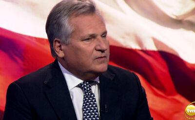 Kwaśniewski cytuje Stinmeiera: wybory w Polsce wśród problemów Europy