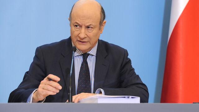 Były minister finansów ma stanąć przed komisją śledczą