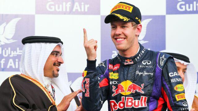 W Bahrajnie jak przed rokiem. Vettel przed Lotusami