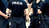 Protest policjantów