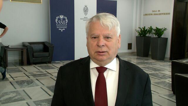 """""""Konstytucję w Polsce stosuje się wprost"""""""