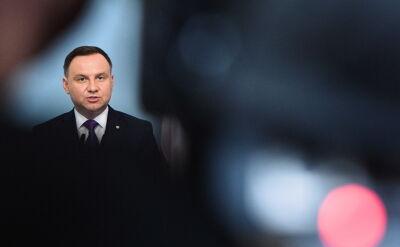 Prezydent: unijna procedura to polityczne narzędzie do uderzenia w polskie władze