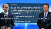 Fragment rozmowy szefa KNF Chrzanowskiego i bankiera Czarneckiego