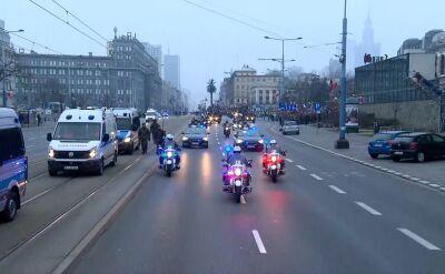 Szef MSWiA: Ponad 250 tysięcy Polaków na marszu w Warszawie. Było kilka incydentów