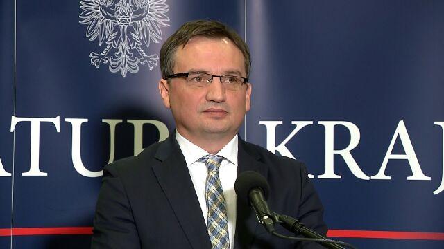 Ziobro: nie ma okoliczności, które by uzasadniały powołanie komisji śledczej
