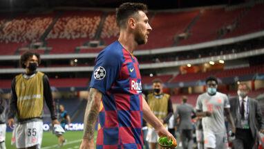 Messi atakuje prezydenta klubu.
