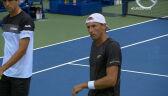 Skrót meczu Kubot/Melo - Gille/Vliegen w 1. rundzie US Open