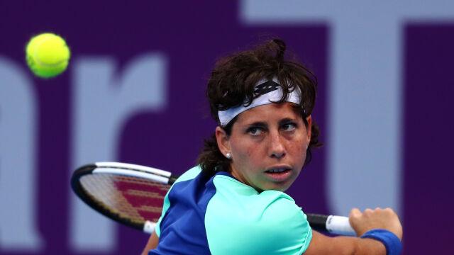 """""""Ostatnia dawka chemioterapii"""". Hiszpańska tenisistka chce wrócić na kort"""