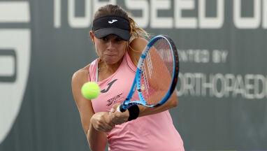 Linette rozpoczęła US Open od zwycięstwa. Problemów jednak nie uniknęła