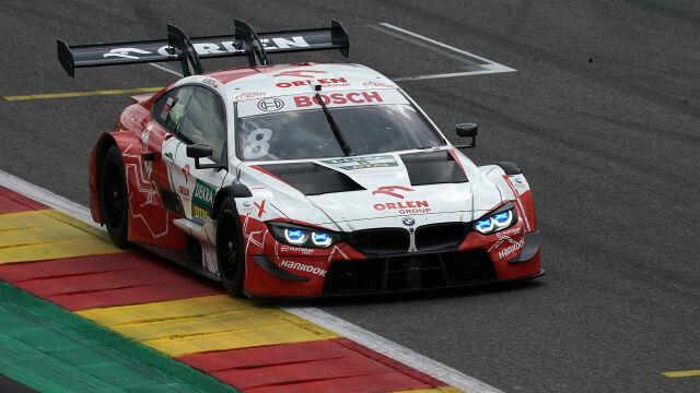 Kubica ostatni na Nuerburgringu