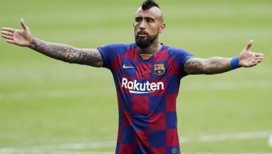 Media: Vidal wraca do Włoch