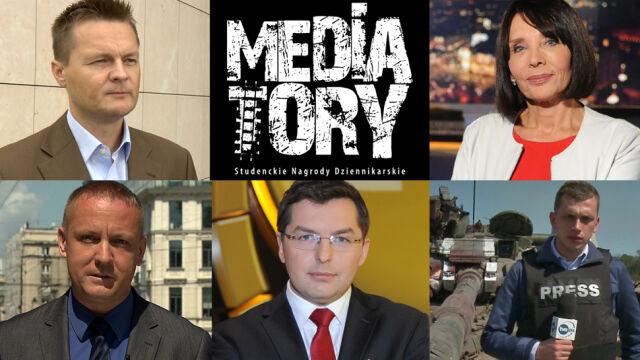 Blajer, Bojanowski, Kuczyński, Sobieniowski, Ewart nominowani do MediaTorów