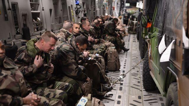 Pentagon: francuskie siły specjalne zostały wysłane do Syrii