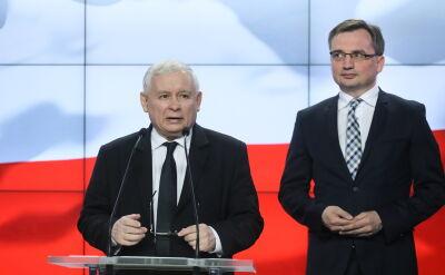 Prezentacja kandydatów PiS na prezydentów miast, cz. II
