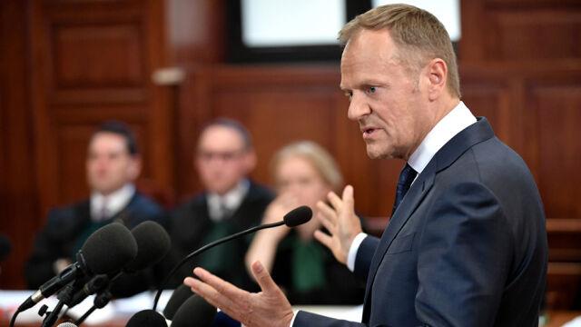 Tusk: z oczywistych względów wydawało się, że lotnisko w Smoleńsku nadaje się do lądowania