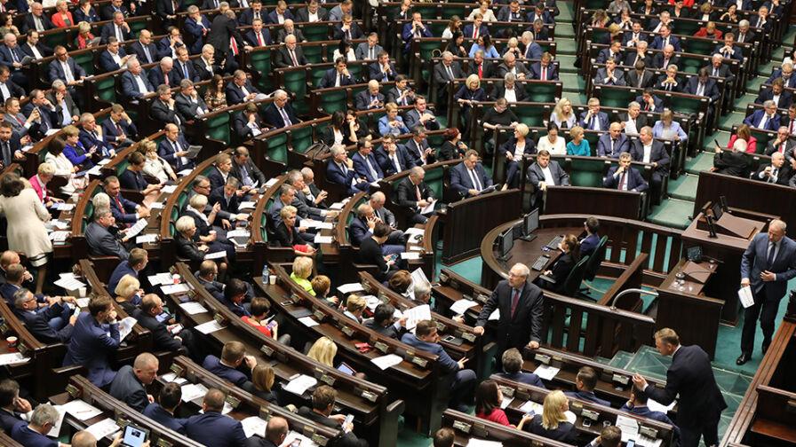 """Wzrost poparcia dla PiS. Sondaż dla """"Faktów"""" TVN i TVN24"""