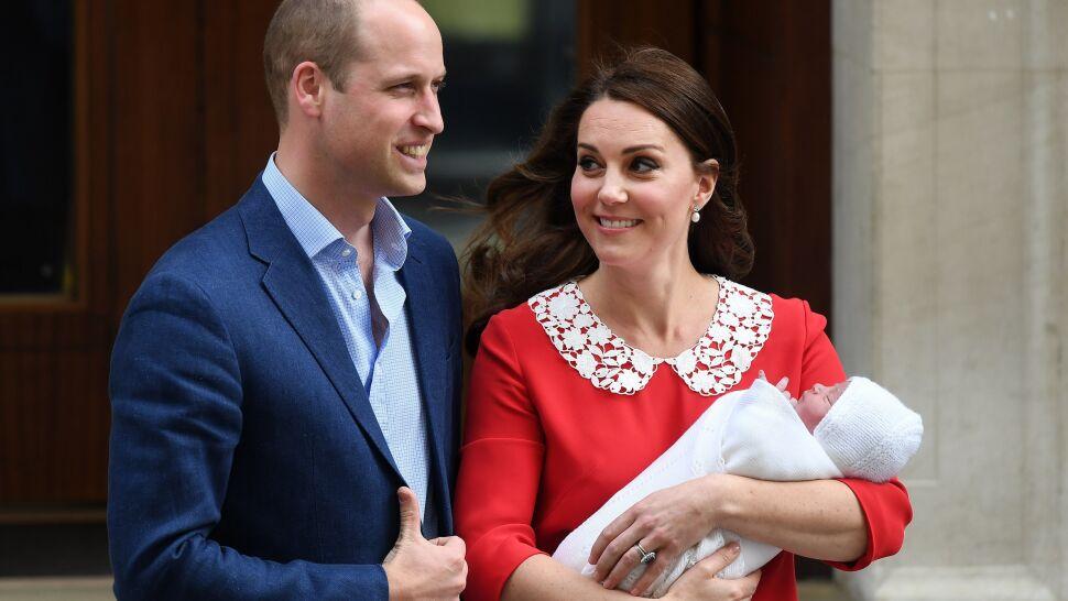 Książęca para ogłosiła imię syna